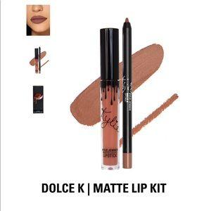 Kylie cosmetics dolce k lip kit